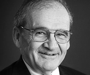 Mentor Charles Parrish Portrait