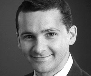 Mentor Ian Parrish Portrait